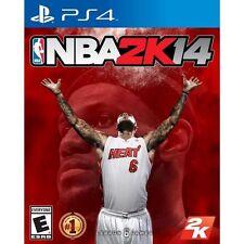 NBA 2k14 Ps4 PlayStation 4 UK PAL
