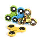 HOT Tri-Spinner Fidget Toy Ceramic EDC Hand Finger Spinner Desk Focus Stress