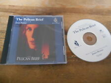 CD OST James Horner - The Pelican Brief (13 Song) GIANT / BIG SCREEN jc