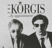 KORGIS - BY APPOINTMENT  CD NEW+