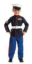 Child Small Dress Blues Marine Costume - Kids Costumes