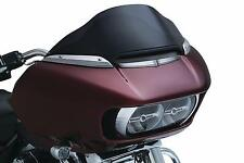 Kuryakyn - 6913 - Road Glide Fairing Vent Accent, Chrome