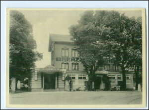 XX13924/ Hamburg Grenzhaus Hoheluft AK ca.1935