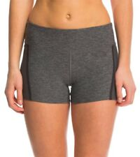 $50 THE NORTH FACE WOMENS DYNAMIX SHORT TIGHTS Black Heather XL