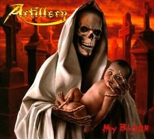 ARTILLERY - MY BLOOD [DIGIPAK] NEW CD
