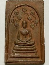 PHRA SOMDEJ LP RARE OLD THAI BUDDHA AMULET PENDANT MAGIC ANCIENT IDOL#40
