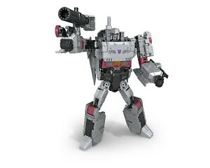 Transformers Generations Titans Return Megatron and Doomshot 100% completed