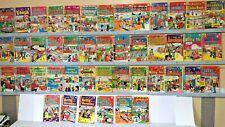 Lot of 45 Archie Bronze age comics PEP Laugh Betty Veronica, Riverdale Jughead