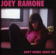 JOEY RAMONE - DON'T WORRY ABOUT ME (New & Sealed) CD Punk The Ramones