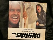 Stanley Kubrick's The Shining- Laserdisc Jack Nicholson Shelly Duvall