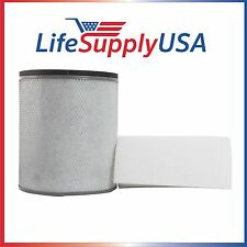 2 Pack - Filter for Austin Air HM-200 HM200 HealthMate Jr with Pre-Filter