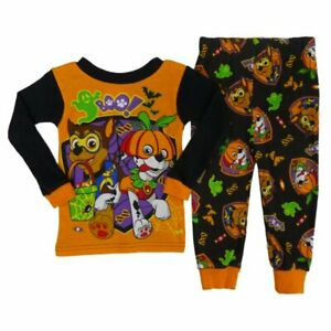 New Paw Patrol Halloween 24 month toddler Halloween snug fit pajamas
