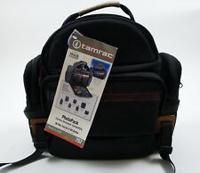 *NEW* Tamrac 757 Photo Backpack/Shoulder Bag (Black) Made in USA