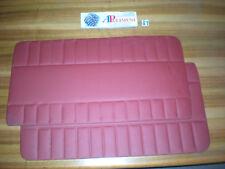 COPPIA PANNELLI PORTA (DOOR PANELS) BORDEAUX FIAT 127 2/P