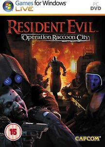 Resident Evil Raccoon City USED ...&... Resident Evil 4 HD Ultimate   NEW&SEALED