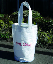 Scaffold fitting bags rated 30kg