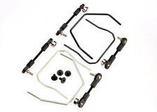 Traxxas TRA6898 Front & Rear Sway-Bar Kit: 1/10 Slash 4x4 Stampede 4x4 & Rally