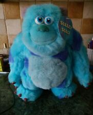 "12"" Disney Monsters Inc. Talking Sulley Plush Toy"