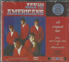 JAY AND THE AMERICANS CD - MASTERWORKS   3 CD COLLECTION  BRAND NEW
