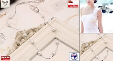 Fashion Elegant Imitation Pearl Necklace Pendant For Women Jewelry [A7S2~D4]