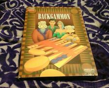 BACKGAMMON VIDEO BOARD GAME PHILIPS CD-I COMPACT DISC INTERACTIVE COMPLETE