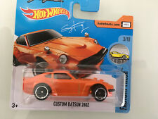 Hot Wheels 2017 Custom Datsun 240Z Error Casting Blob