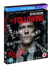 The Following - Season 3 [2015] [Region Free] (Blu-ray)