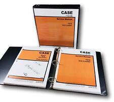 CASE 1816 UNI LOADER SKID STEER SERVICE MANUAL PARTS CATALOG REPAIR SHOP OVHL