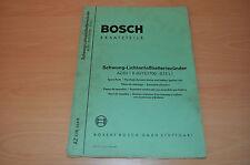 Ersatzteile Bosch Schwung-Lichtanlaßbatteriezünder AZ EVE 224/5