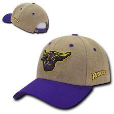 NCAA Mankato Minnesota State University Mavericks Structured Jute Caps Hats