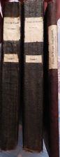 FLORE DES ENVIRONS DE ROUEN.  le Turquier De longchamp. 1816. 2 tomes + suppl