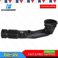 Turbo Turbocharger Intercooler Pipe Hose Rear Duct For BMW 535i 640i xDrive 740i