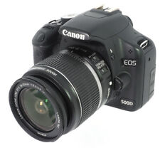 Canon EOS 500d + 18-55mm is #0380115121
