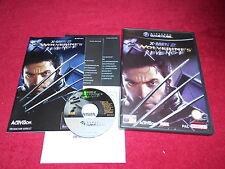 X-men 2 Wolverine's Revenge Nintendo Gamecube Pal