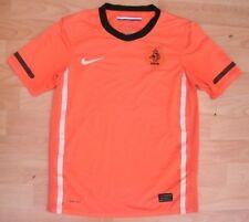 HOLLAND PAYS-BAS 2010 Nike Football Soccer shirt jersey top garçon 10-12 ans