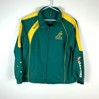 Australia Wallabies Rugby Kooga Jacket Shirt Size Men's Large