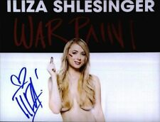 Iliza Shlesinger authentic signed celebrity 8x10 photo W/Cert Autographed B0001