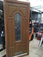Rose Wood/mahogany Front Door