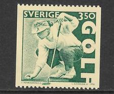 SWEDEN 1996 GOLF 1v MINT NEVER HINGED