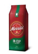 MERRILD IN-CUP Denmark Finely Ground Coffee Medium Roast Arabica 500g