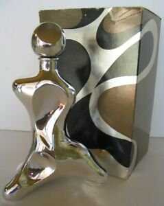 Vintage Avon Futura Wild Country Cologne FULL Midcentury Modern Abstract + Box