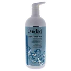 Curl Quencher Moisturizing Conditioner by Ouidad for Unisex - 33.8 oz