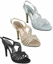 Anne Michelle Ankle Strap Heels for Women