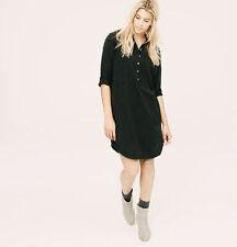 Knee Length Shirt Dresses
