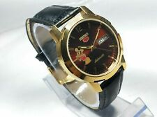 Vintage Seiko 5 Automatic Movement Day Date Analog Dial Mens Wrist Watch  M174