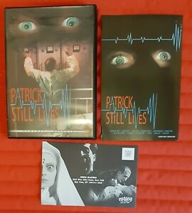 Mario Landi PATRICK VIVE ANCORA Dvd import USA Shriek Show area1 audio italiano
