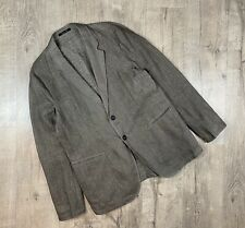 Men's Emporio Armani Johnny Line Linen Blazer size 54