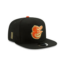 Baltimore Orioles New Era Gold Flip 3 Time Champs 9FIFTY Adjustable Snapback Hat