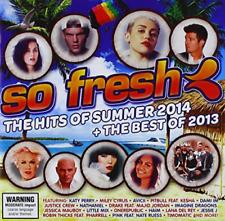 Various Artists-So Fresh: Hits Of Summer 2014 CD NEW