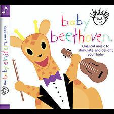 Baby Einstein: Baby Beethoven by Baby Einstein (CD, May-2002, Buena Vista)
